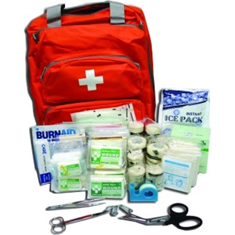 ALCARE FIRST AID KIT (BACKPACK)