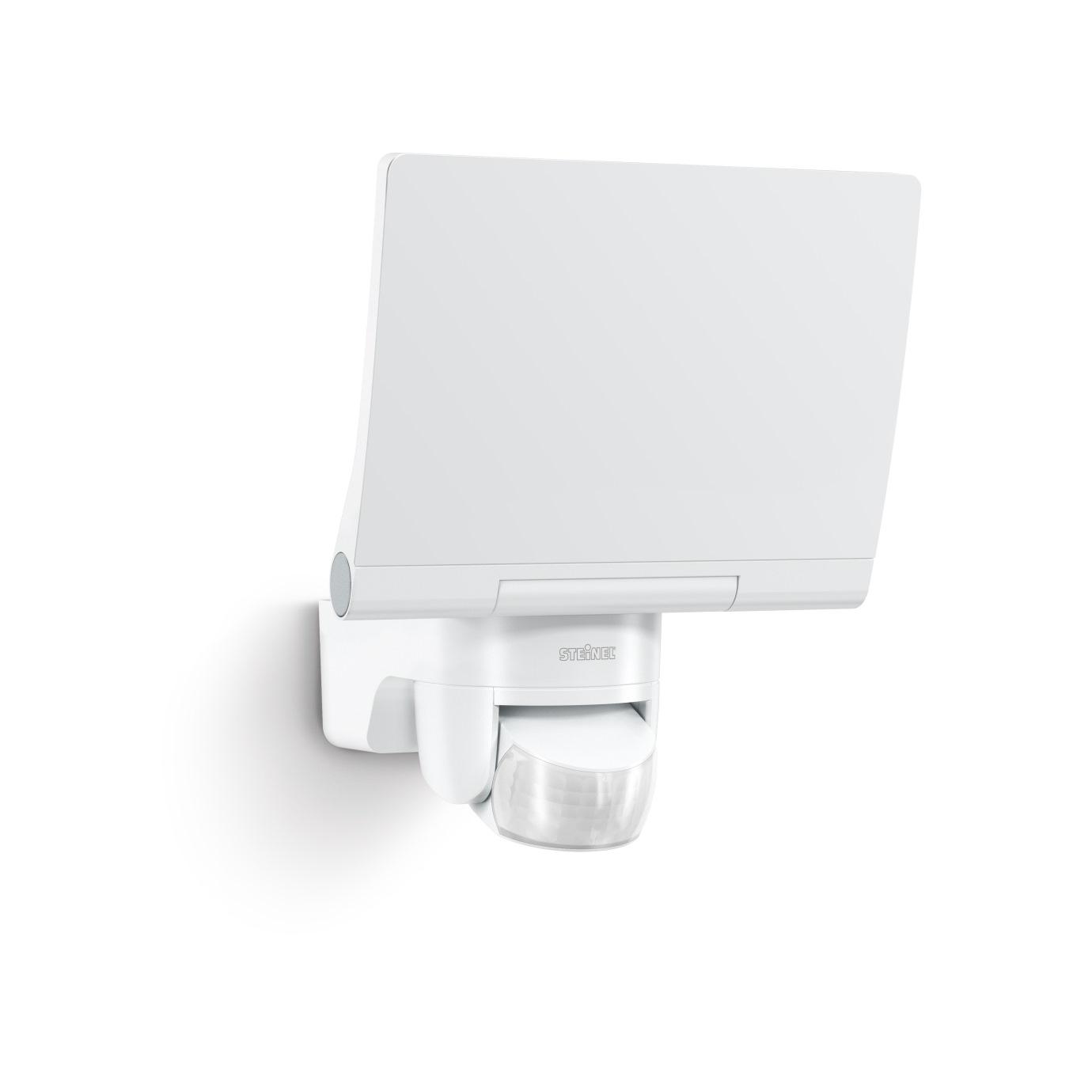 steinel sensor xled home 2 xl floodlight with 20w 1608im indoor outdoor lighting horme. Black Bedroom Furniture Sets. Home Design Ideas