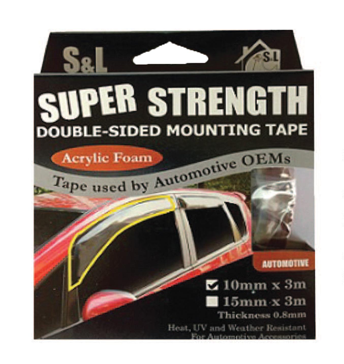 Sl Automotive Acrylic Double Sided Tape 3m Adhesive