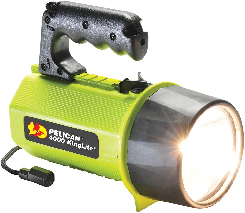 Pelican 8d Kinglite 4000 Flashlight Ipx7 Flashlights