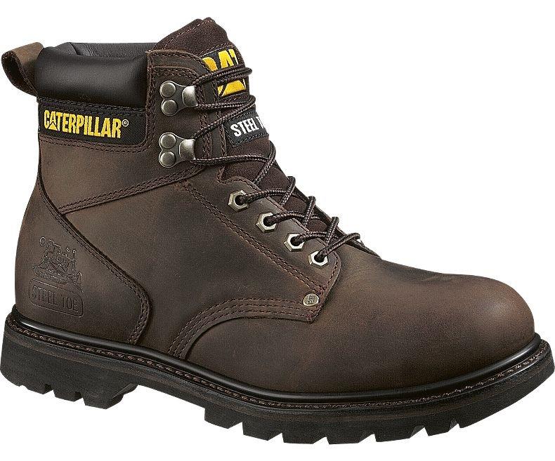 287de855b3895b CATERPILLAR MEN SECOND SHIFT STEEL TOE WORK SHOE P89586 | Safety ...