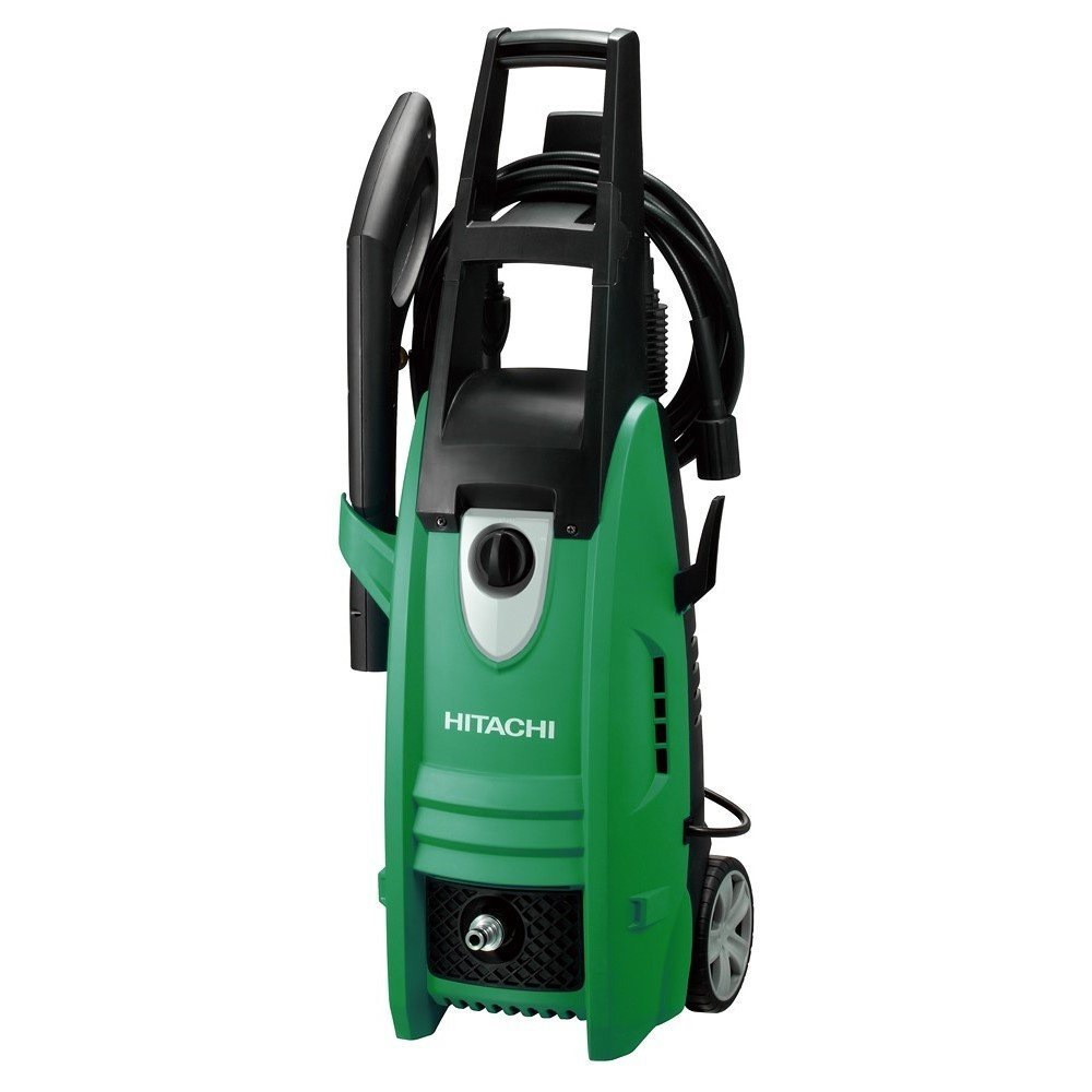 hikoki hitachi 130bar pressure cleaner 1600w aw130 pressure washers horme singapore. Black Bedroom Furniture Sets. Home Design Ideas