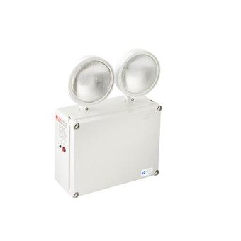Maxspid Emergency Light Twin Lamp