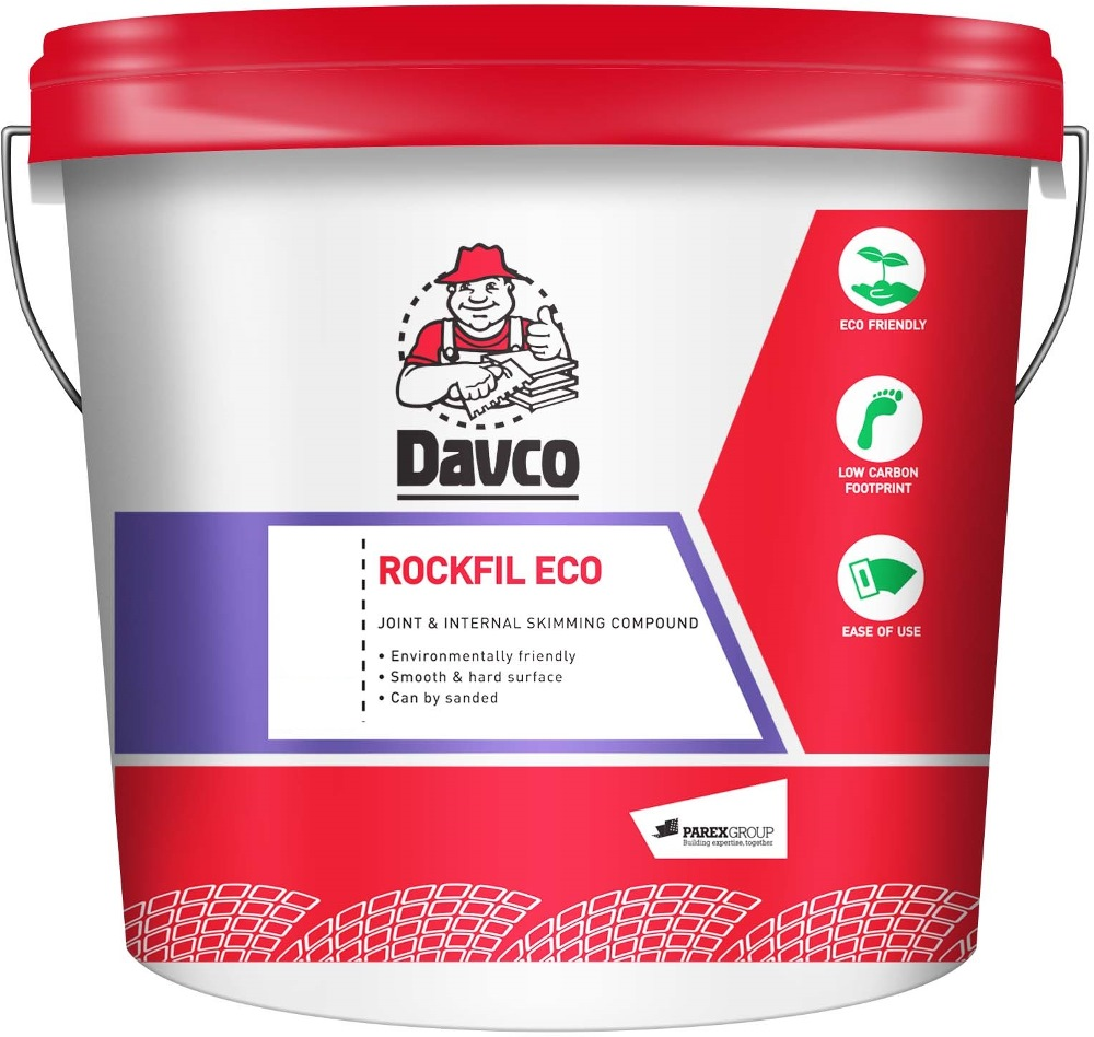 DAVCO ROCKFILL SP ECO | Fillers, Putty & Waterproofing | Horme Singapore