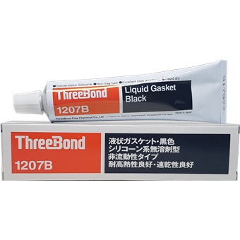 THREEBOND LIQUID GASKET BLACK TB1207B 100G
