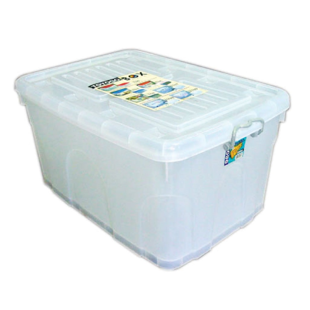 TOYOGO STORAGE BOX WITH COVER 168L-9809