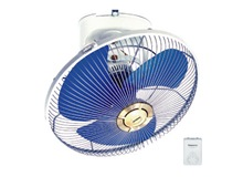 "PANASONIC CEILING AUTO CYCLE FAN WITH METAL BLADE 16"" F409QS"