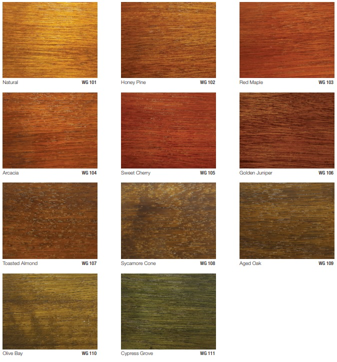 NIPPON WOODGUARD DECK 5L VARNISH FOR EXTERIOR WOOD [11 COLOURS]