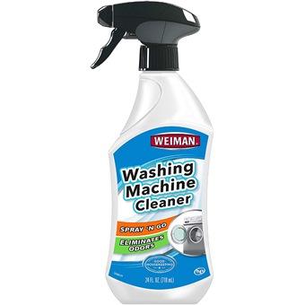 WEIMAN WASHING MACHINE CLEANER & DEODORISER 709ML - WM119