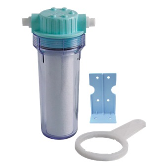 Showy 10 Quot X 1 2 Quot Wholehouse Undersink Water Filter 2532