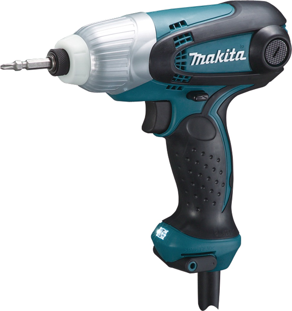1 2 Cordless Impact >> MAKITA IMPACT DRIVER, 230W, TD0101F | Corded Drills, Impact Drivers & Wrenches | Horme Singapore