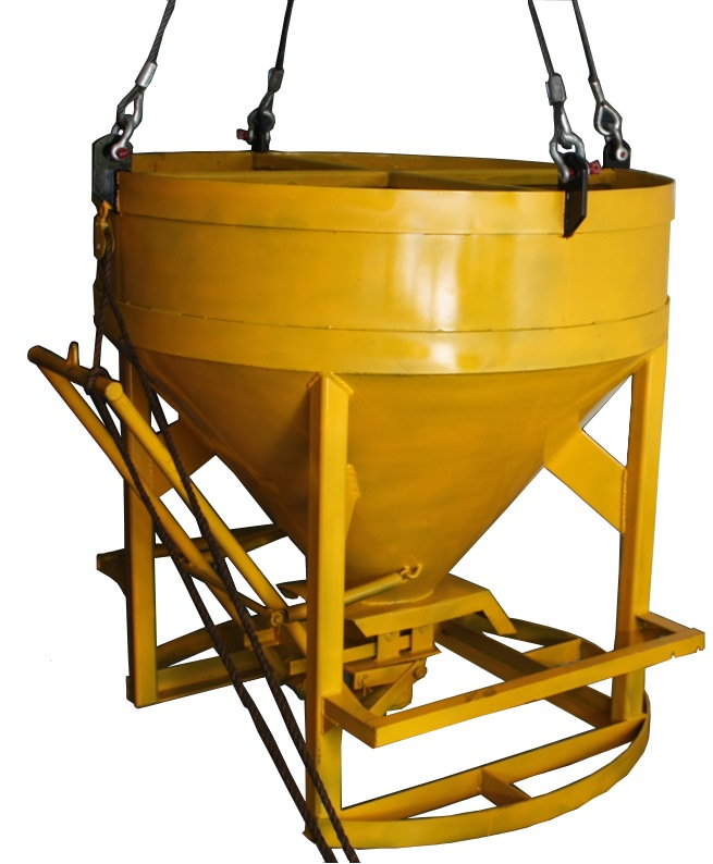 COLUMN ROUND BUCKET- MOM TESTED LIFT GEAR & BUCKET CCRB