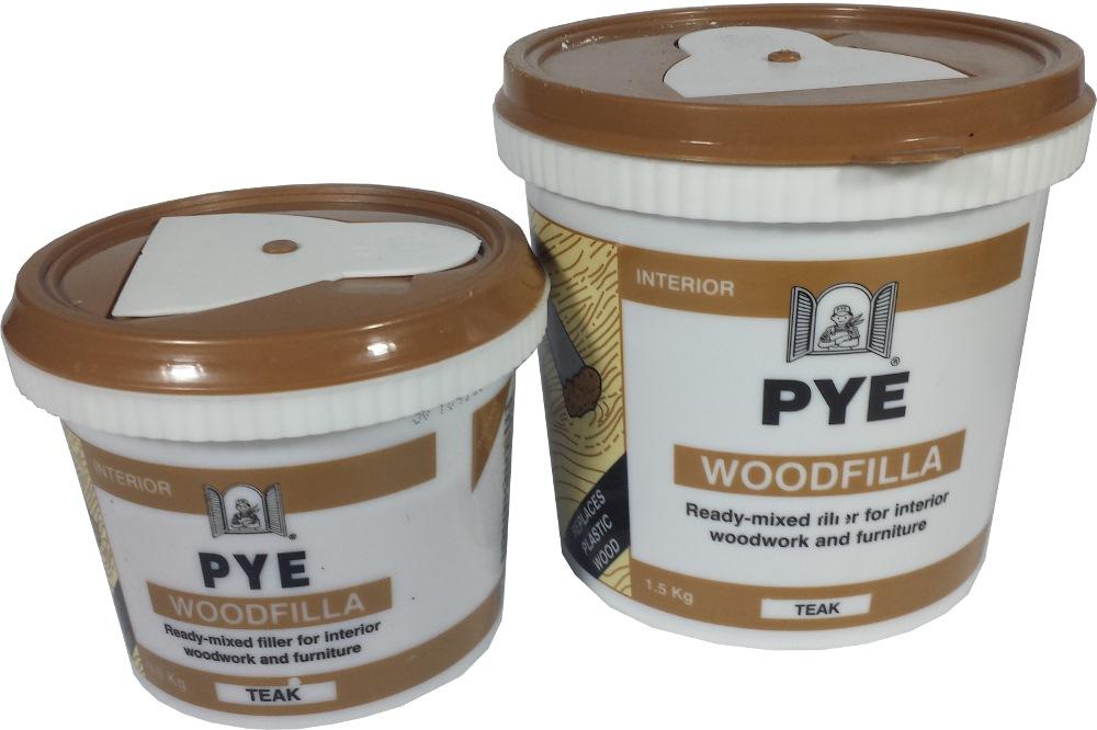 Pye Woodfilla Teak