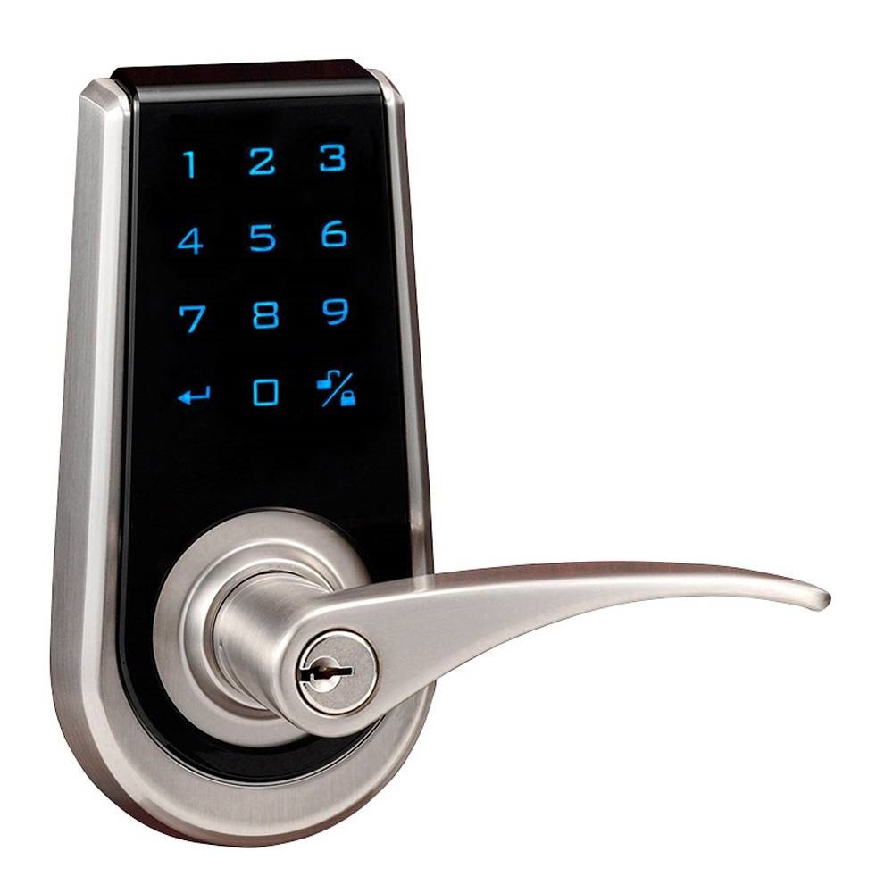 KWIKSET ELECTRONIC LEVER LOCK 92690-001