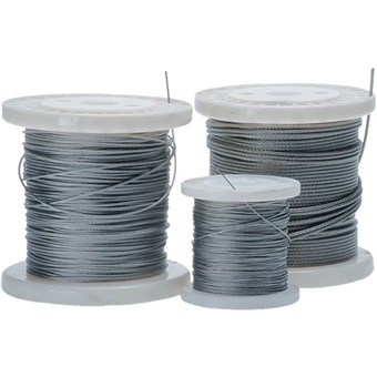 Stainless Steel Wire Rope 1000ft Building Materials