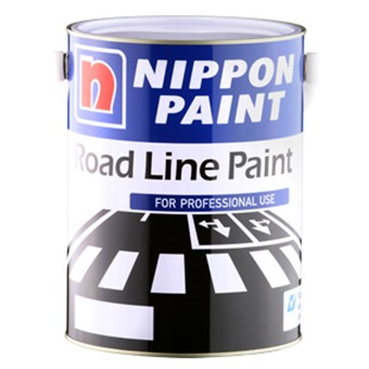 Nippon roadline paint traffic marking paint 5l 4 - Nippon paint exterior collection ...