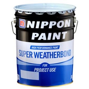 Nippon Paint Super Weatherbond Ss345 20l 74 Colours