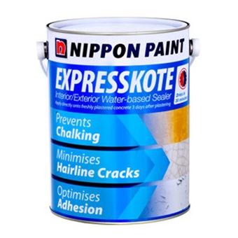 Nippon Paint Expresskote Water Based Sealer 1l Primers