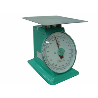National Weighing Scale N100 With Flat Top 100kg Office