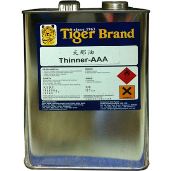 Tiger Thinner Aaa Paint Thinners Solvents Amp Cleaners