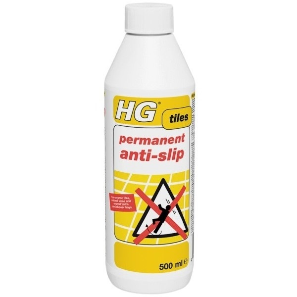 Hg Ceramic Hob Cleaner 500ml: HG PERMANENT ANTI SLIP HG440 - 500ML