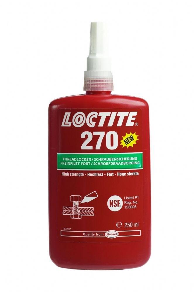 Loctite Threadlocker 270 50ml Adhesives Amp Glues