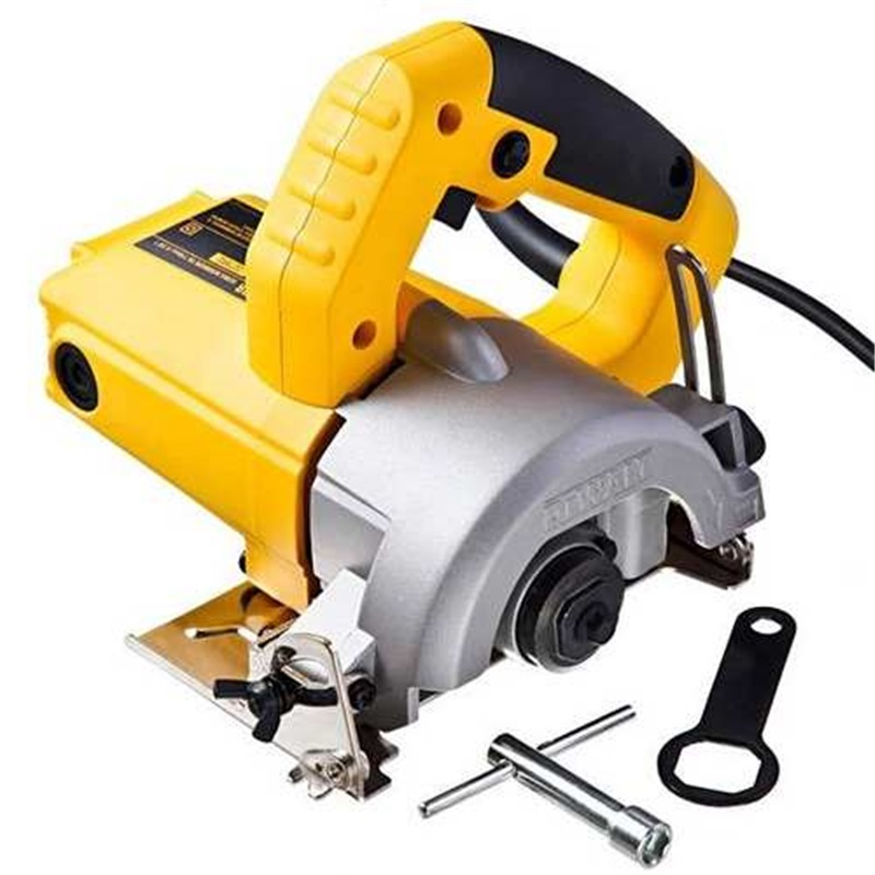 DEWALT – DW862 – 110mm (4 Inch) -Heavy Duty Tile/wood Cutter Machine + 1 Pc. (wood + Tile) Cutting Blade Free