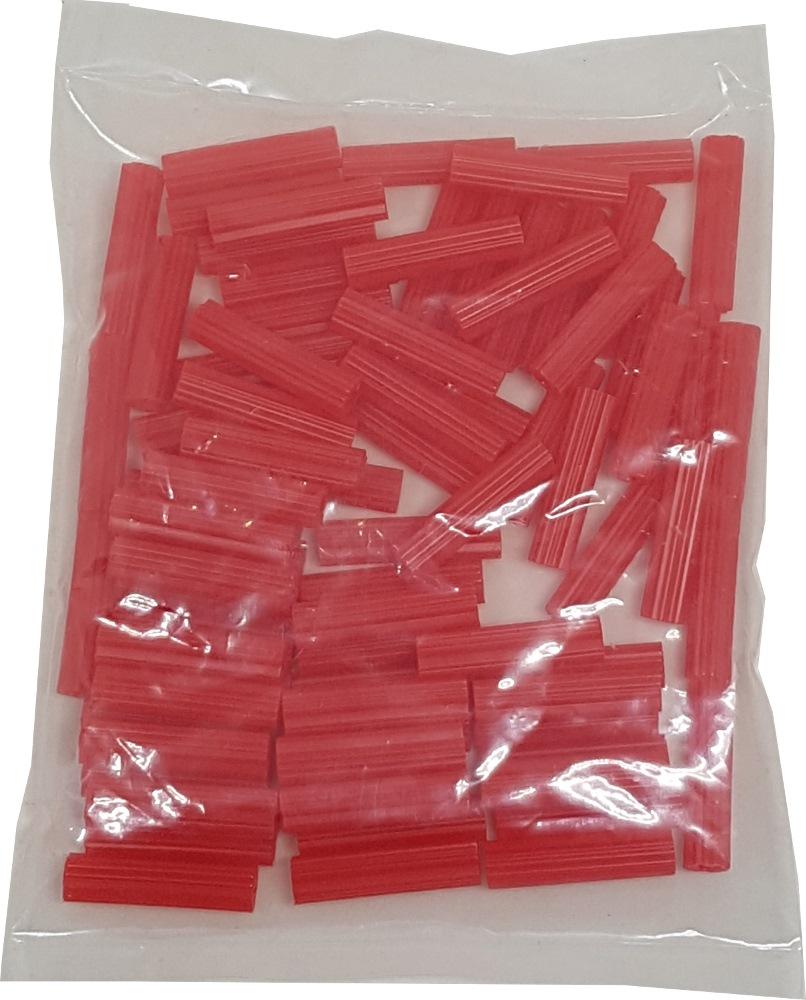 Pvc Wall Plug 1 Quot X 6mm No 10 Red 80 Pcs Pack