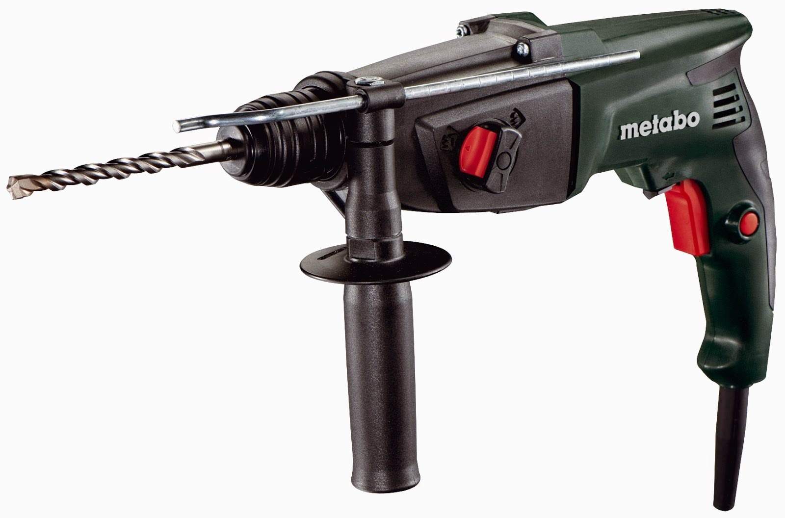metabo 24mm rotary hammer 760w bhe2442 corded drills. Black Bedroom Furniture Sets. Home Design Ideas
