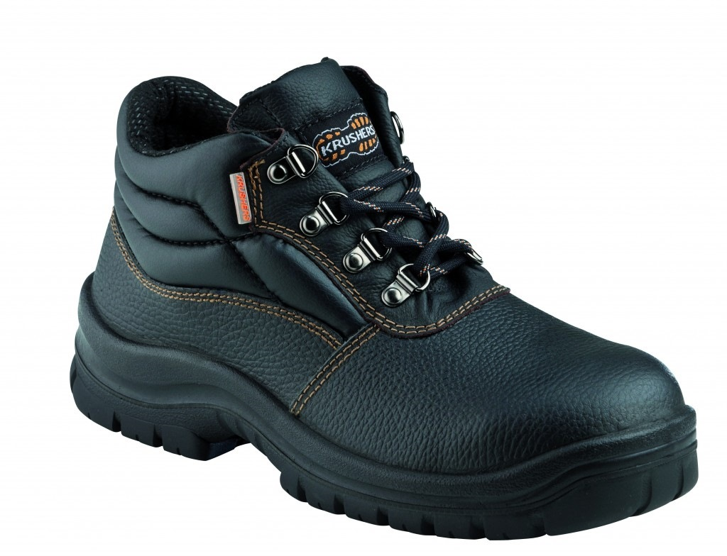 5c6a7866a13 KRUSHERS SAFETY SHOE FLORIDA BLACK [S1 EH]