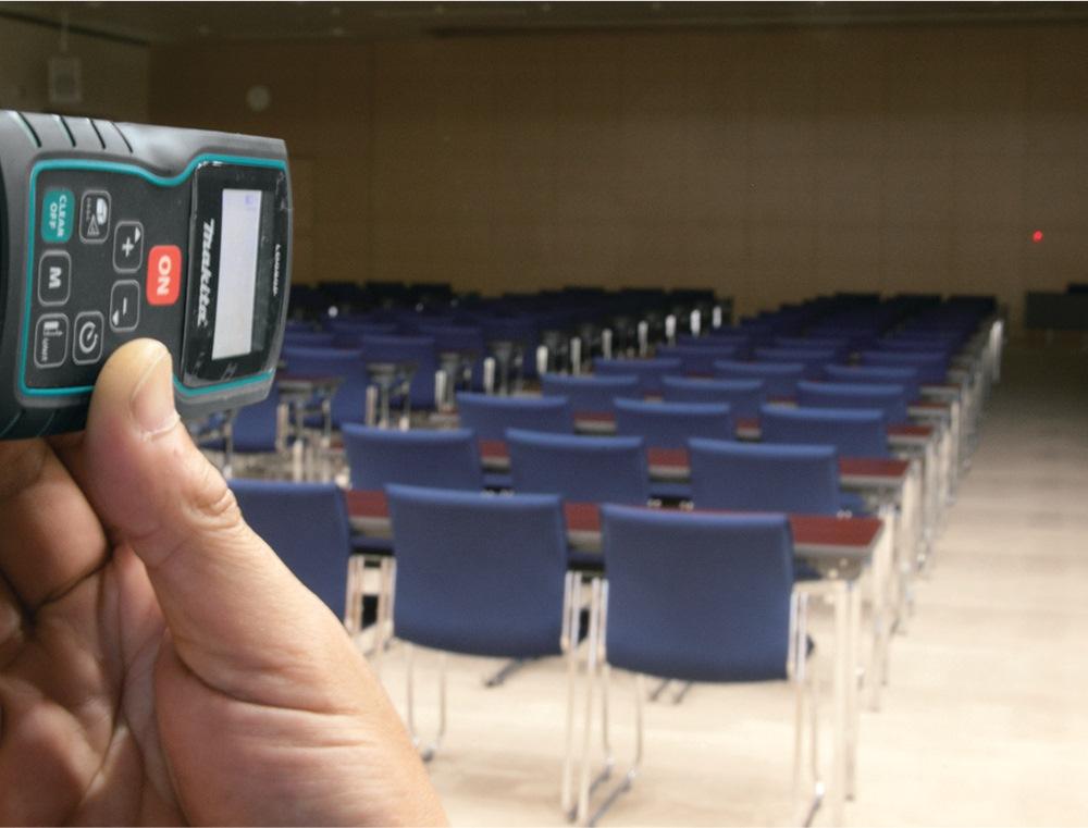 Makita Laser Distance Measure Ld080p Laser Measure