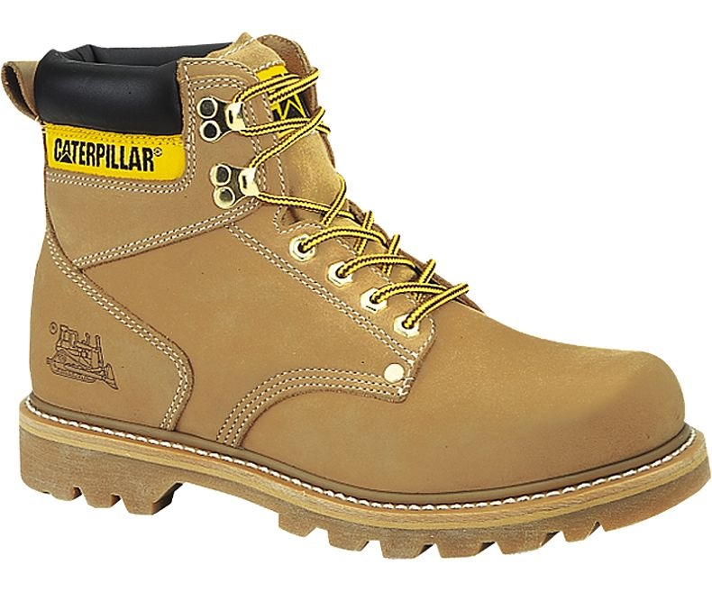 677f7d8cc64 CATERPILLAR MEN SECOND SHIFT STEEL TOE WORK SHOE P703376