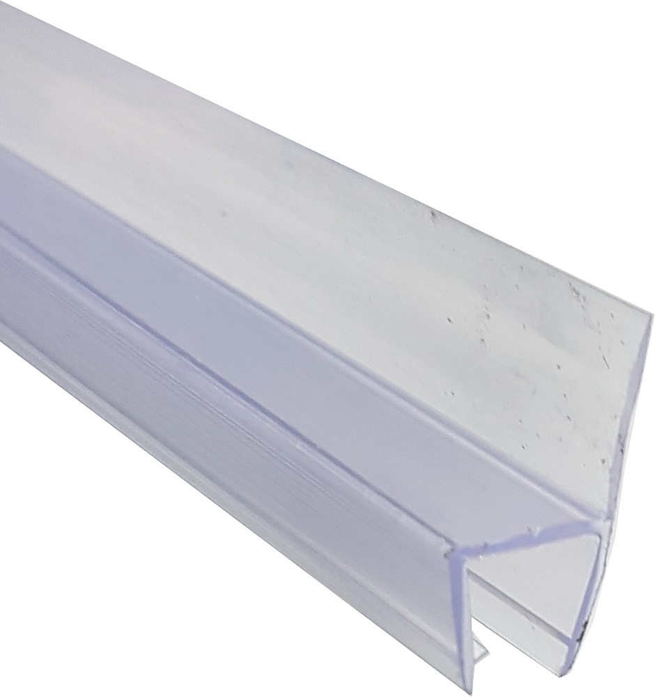 Sl H Shape Glass Door Seal Clear 2 5m Window Hardware
