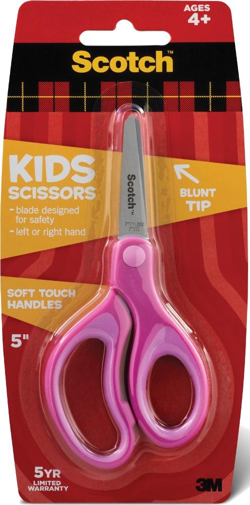 5 Kids 5 Kids Blunt Scissors No Blunt School Works No