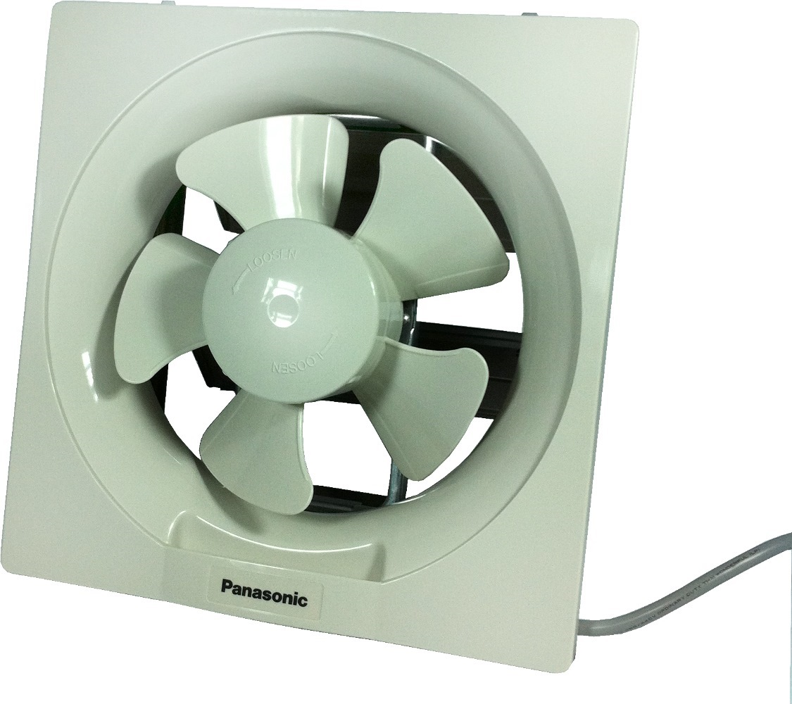 Panasonic Wall Mount Ventilating Fan 25cm Fv 25au9 Fans