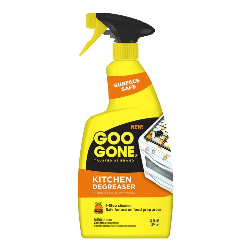 GOO GONE KITCHEN DEGREASER FOAMING CLEANER 14OZ GG2047