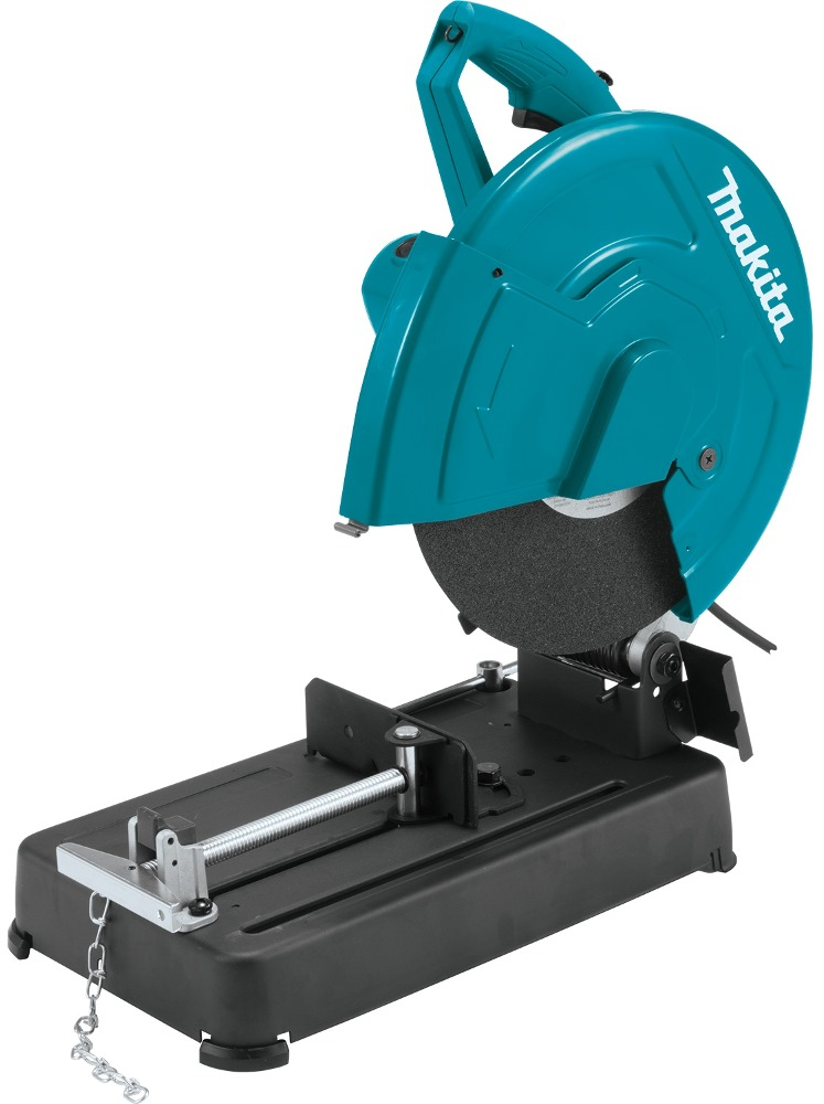 Makita 355mm 14 Quot Cut Off Saw 2200w Lw1401 Cutting