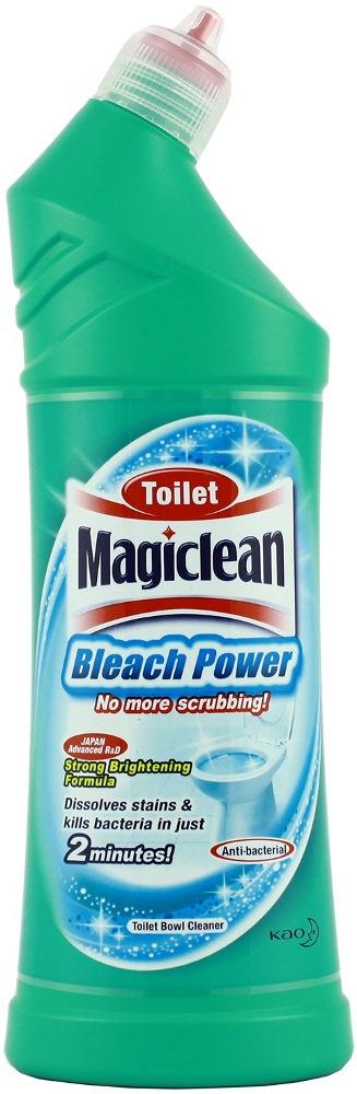 MAGICLEAN TOILET BLEACH POWER CLEANER 500ML - K452153