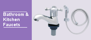 Bathroom & Kitchen Faucets